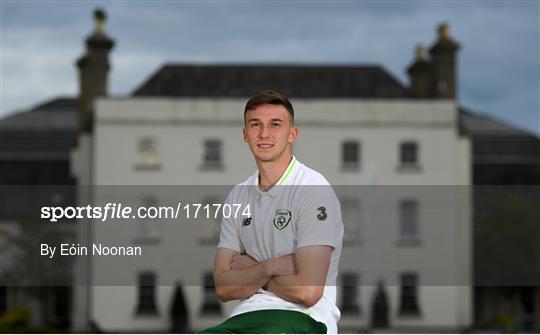 Republic of Ireland U21's Training & Press Conference