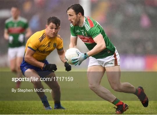 Mayo v Roscommon - Connacht GAA Football Senior Championship Semi-Final