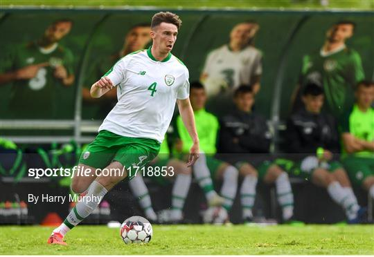 Republic of Ireland v Republic of Ireland U21's - Friendly