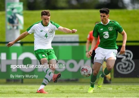 Republic of Ireland v Republic of Ireland U21's - Friendly