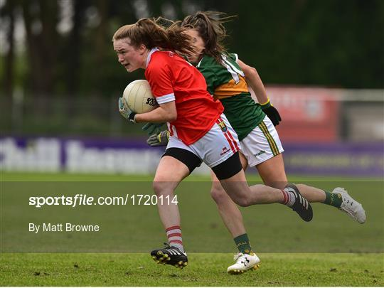 Cork v Kerry - TG4 Munster Ladies Football Senior Championship