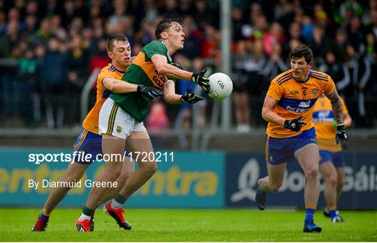 Clare v Kerry - Munster GAA Football Senior Championship semi-final