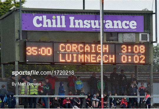 Cork v Limerick - Munster GAA Football Senior Championship semi-final