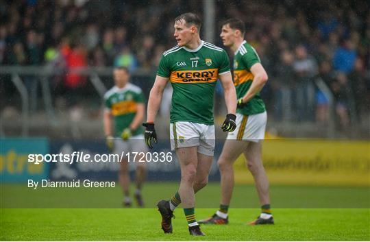 Clare v Kerry - Munster GAA Football Senior Championship semi-final