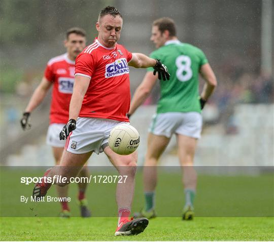 Cork v Limerick - Munster GAA Football Senior Championship semi-final
