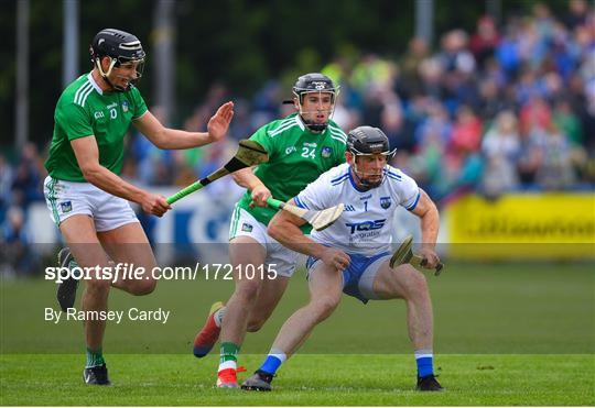 Waterford v Limerick - Munster GAA Hurling Senior Championship Round 3