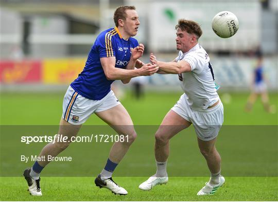 Longford v Kildare - Leinster GAA Football Senior Championship Quarter-Final Replay