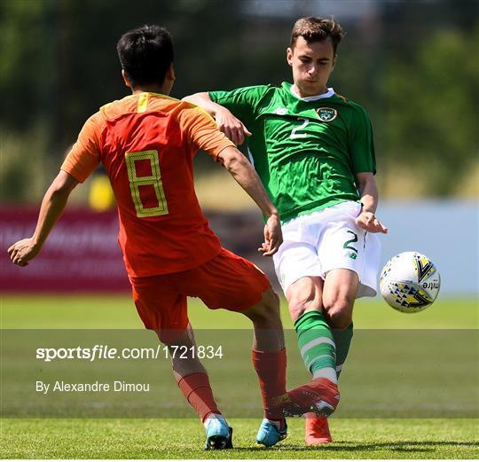 China v Republic of Ireland - 2019 Maurice Revello Toulon Tournament