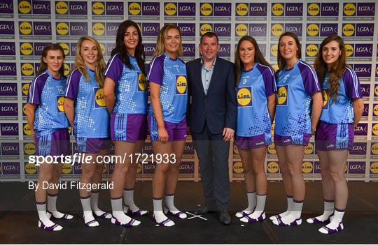 Teams of the 2019 Lidl Ladies National Football League