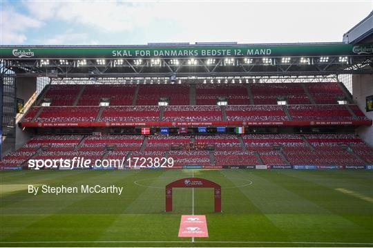 Denmark v Republic of Ireland - UEFA EURO2020 Qualifier