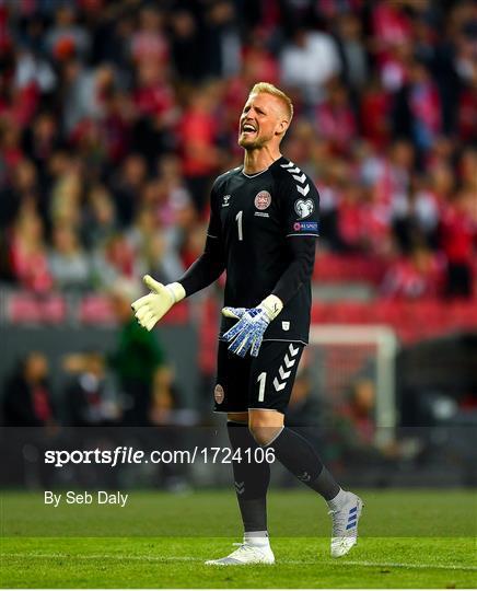 Denmark v Republic of Ireland - UEFA EURO2020 Qualifier