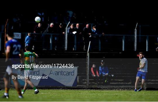Leitrim v Wicklow - GAA Football All-Ireland Senior Championship Round 1