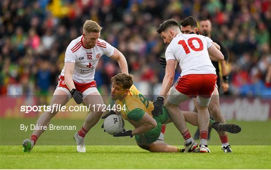 Donegal v Tyrone - Ulster GAA Football Senior Championship semi-final