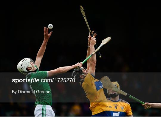 Limerick v Clare - Electric Ireland Munster Minor Hurling Championship