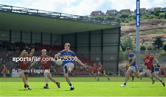 Down v Tipperary - GAA Football All-Ireland Senior Championship Round 1