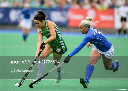 Ireland v Czech Republic - FIH World Hockey Series Group A