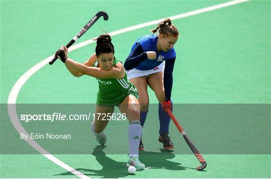 Ireland v Czech Republic - FIH World Hockey Series Group A
