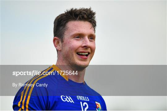 Carlow v Longford - GAA Football All-Ireland Senior Championship Round 1