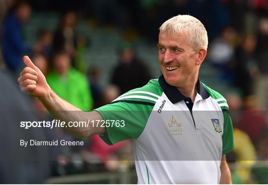Limerick v Clare - Munster GAA Hurling Senior Championship Round 4