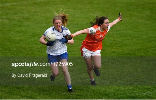 Armagh v Monaghan – TG4 Ulster Ladies Senior Football Championship Semi-Final