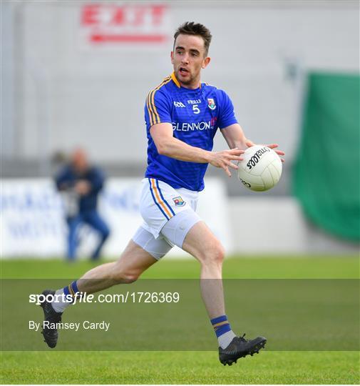 Carlow v Longford - GAA Football All-Ireland Senior Championship Round 1