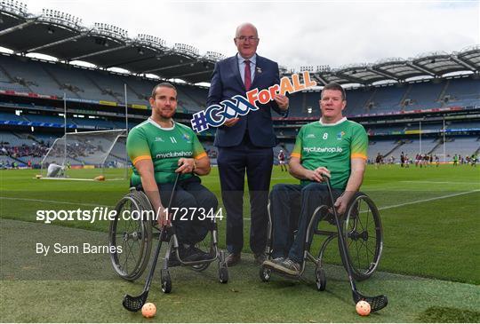 Announcement of the First Ever GAA International Wheelchair Representative Team