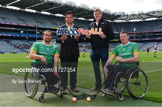 Announcement of the First Ever GAA International Wheelchair Representative Team