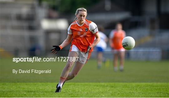 Armagh v Monaghan – TG4 Ulster Ladies Senior Football Championship Semi-Final