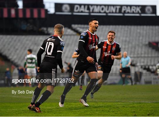 Bohemians v Shamrock Rovers - SSE Airtricity League Premier Division