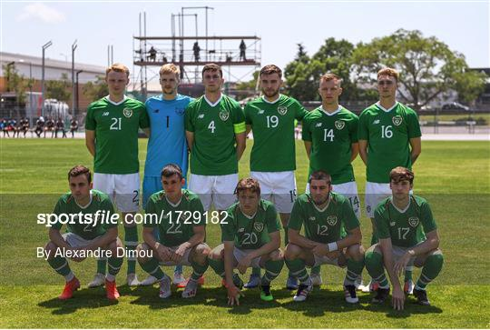 Mexico v Republic of Ireland - 2019 Maurice Revello Toulon Tournament Third Place Play-off