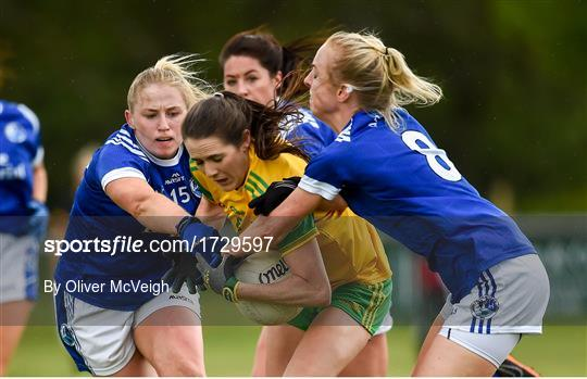 Cavan v Donegal - TG4 Ladies Football Ulster Senior Football Championship semi-final