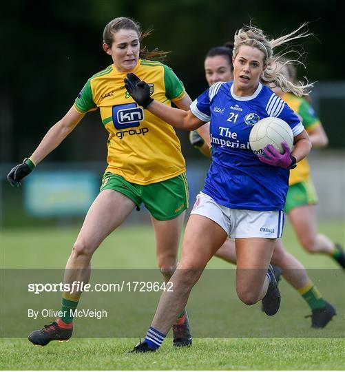 Cavan v Donegal - TG4 Ladies Football Ulster Senior Football Championship semi-final