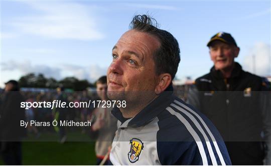 Wexford v Kilkenny - Leinster GAA Hurling Senior Championship Round 5
