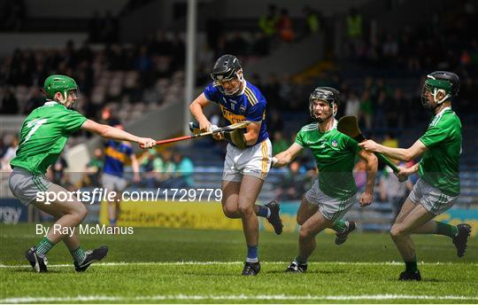 Tipperary v Limerick  - Electric Ireland Munster GAA Minor Hurling Championship Round 5