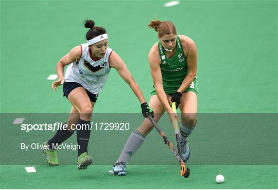 Ireland v Korea - FIH World Hockey Series Final