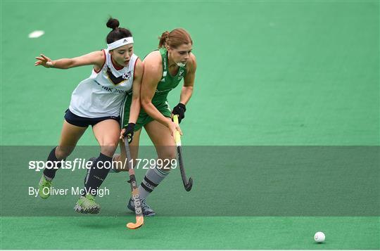 Ireland v Korea - FIH World Hockey Series Final