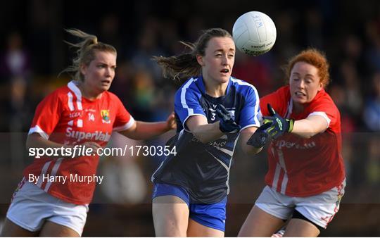 Cork v Waterford - TG4 Ladies Football Munster Senior Football Championship Final