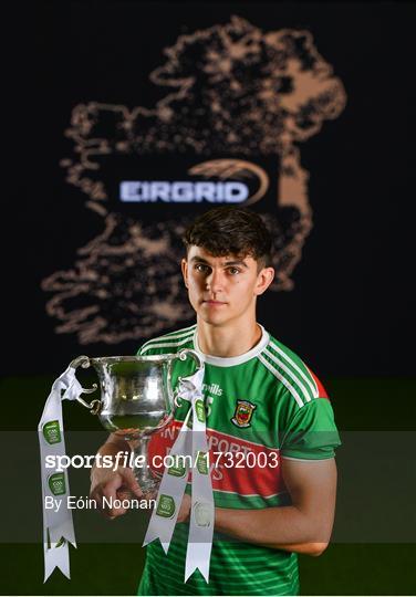 EirGrid GAA U20's All-Ireland Football Championship Launch