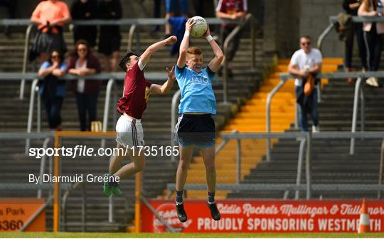 Westmeath v Dublin - Electric Ireland Leinster GAA Football Minor Championship Semi-Final