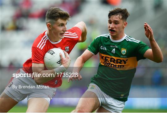 Cork v Kerry - Electric Ireland Munster GAA Football Minor Championship Final