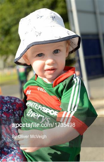 Down v Mayo - GAA Football All-Ireland Senior     - Sportsfile