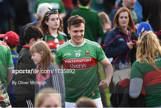 Down v Mayo - GAA Football All-Ireland Senior Championship Round 2