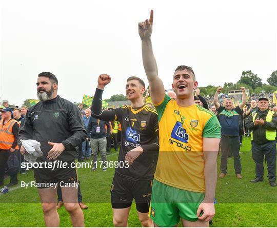 Donegal v Cavan - Ulster GAA Football Senior Championship Final
