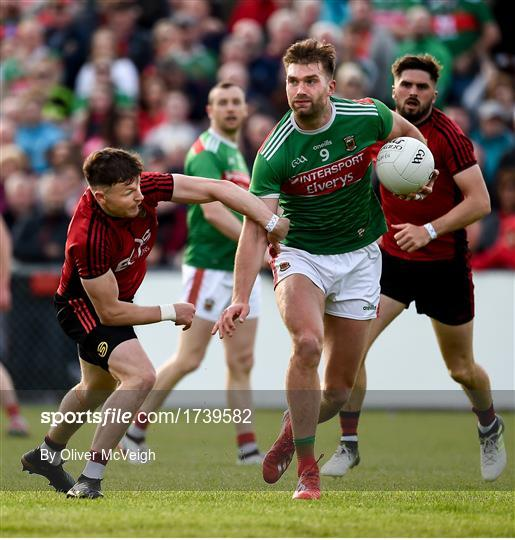 Down v Mayo - GAA Football All-Ireland Senior Championship Round 2