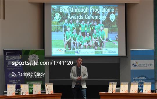 Breakthrough Performance Awards 2019