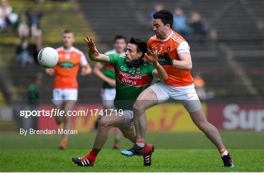 Mayo v Armagh - GAA Football All-Ireland Senior Championship Round 3