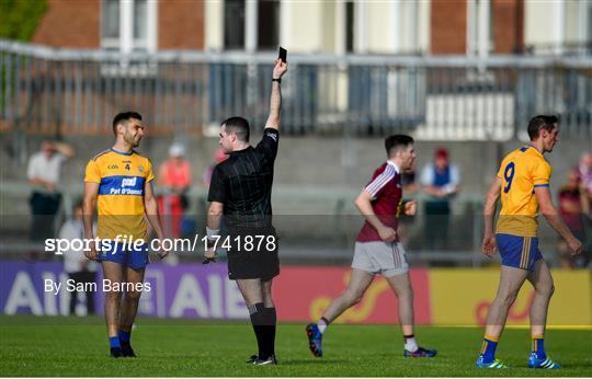 Westmeath v Clare - GAA Football All-Ireland Senior Championship Round 3