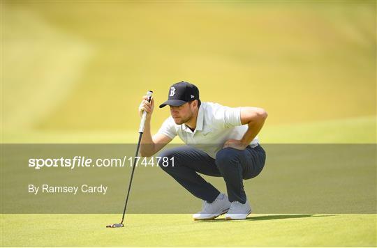 2019 Dubai Duty Free Irish Open - Pro Am