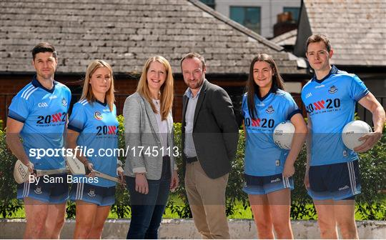 AIG Dublin GAA Jersey Takeover