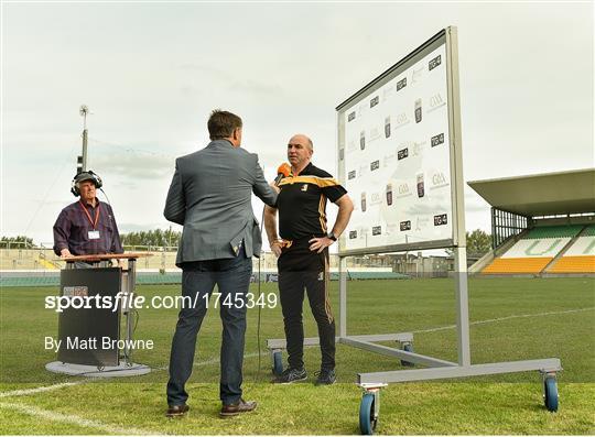 Galway v Kilkenny - Bord Gais Energy Leinster GAA Hurling U20 Championship semi-final